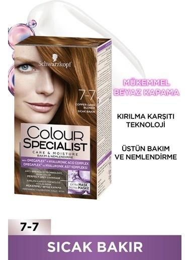 Colour Specialist Colour Specialist Sıcak Bakır 7.7 Saç Boyası Bakır